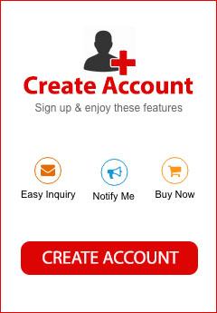 Create Account Vigo4u